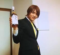 ジャニーズWest中間淳太はお酒が強い?弱い?