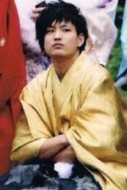 桐山照史の成人式の画像2