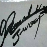 藤井流星のサイン