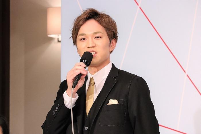 神山智洋が舞台「オセロー」の制作記者発表でコメント