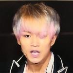 神山智洋は青髪の時はあった?画像は?メンバーカラー青じゃない?