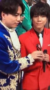 重岡大毅と山崎育三郎は兄弟
