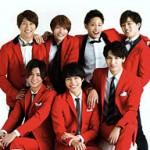 ジャニーズWESTメンバーカラーは赤,オレンジ,黄,紫,緑,ピンク,青!
