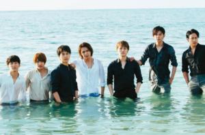 ジャニーズWEST新アルバム2020のタイトルと発売日は?